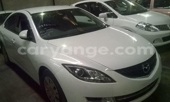 Buy Mazda Atenza White Car in Walvis Bay in Namibia