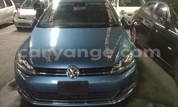 Buy Volkswagen Golf Blue Car in Walvis Bay in Namibia