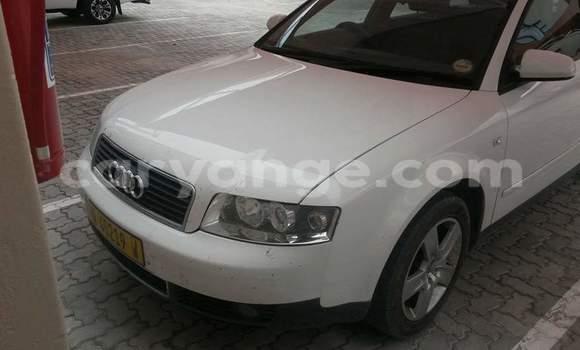 Buy Audi A4 White Car in Oshakati in Namibia