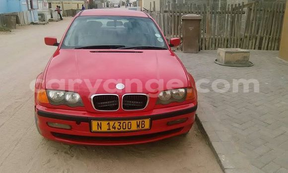 Buy BMW 3-Series Red Car in Walvis Bay in Namibia