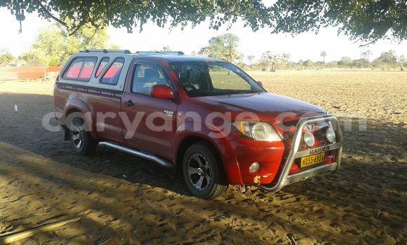 Buy Toyota Hilux Red Car in Oshakati in Namibia