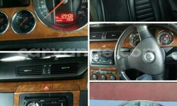 Buy Volkswagen Passat Black Car in Walvis Bay in Namibia