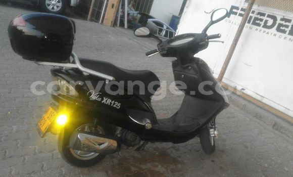 Buy Piaggio HEXAGON Black Moto in Windhoek in Namibia