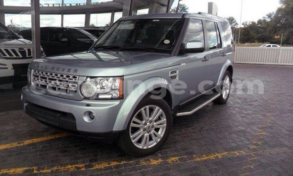 Buy Land Rover Discovery Blue Car in Windhoek in Namibia