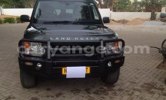 Buy Land Rover Discovery Black Car in Windhoek in Namibia
