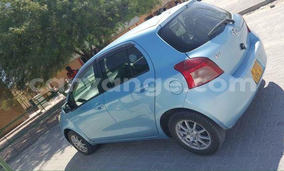 Buy Toyota Vitz Blue Car in Oshakati in Namibia