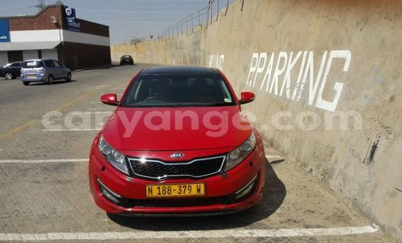Buy Kia Carens Black Car in Windhoek in Namibia
