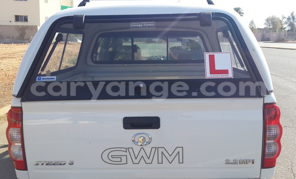 Buy Man Silent White Truck in Windhoek in Namibia