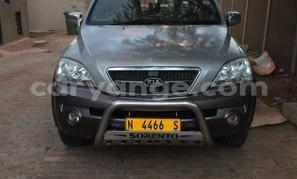 Buy Kia Sorento Black Car in Windhoek in Namibia