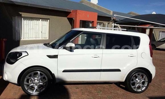 Buy Kia Sorento White Car in Windhoek in Namibia