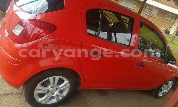Buy Opel Corsa Red Car in Windhoek in Namibia