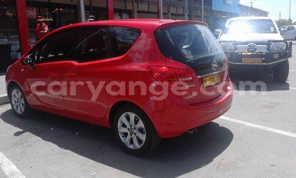 Buy Opel Monterey Red Car in Windhoek in Namibia