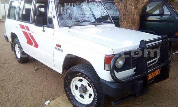 Buy Mitsubishi Pajero White Car in Windhoek in Namibia
