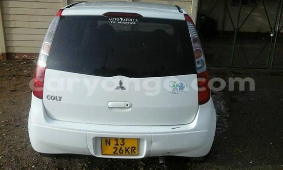 Buy Mitsubishi Colt White Car in Windhoek in Namibia
