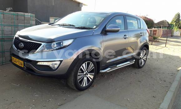Buy Kia Sportage Black Car in Windhoek in Namibia