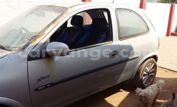 Buy Opel Corsa Silver Car in Windhoek in Namibia