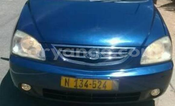 Buy Kia Carens Blue Car in Windhoek in Namibia