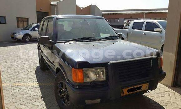 Buy Land Rover Range Rover Black Car in Windhoek in Namibia