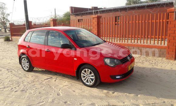 Buy Volkswagen Polo Red Car in Oshakati in Namibia