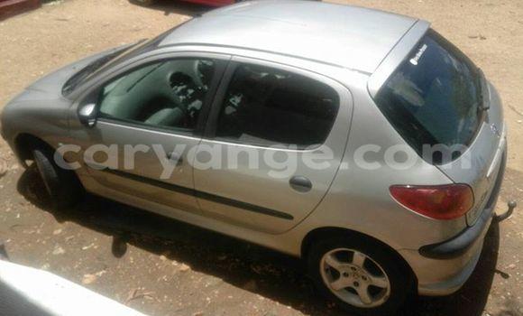 Buy Peugeot 206 Silver Car in Windhoek in Namibia