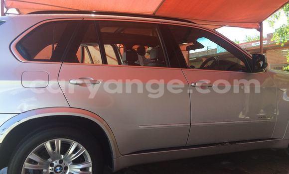Buy BMW 5-Series Silver Car in Oshakati in Namibia