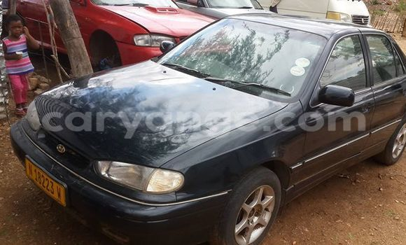 Buy Hyundai Elantra Black Car in Windhoek in Namibia
