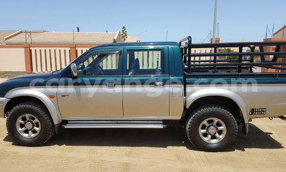 Buy Mitsubishi Colt Silver Car in Swakopmund in Namibia