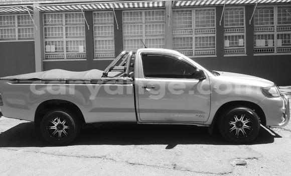 Buy Toyota Hilux Silver Car in Windhoek in Namibia