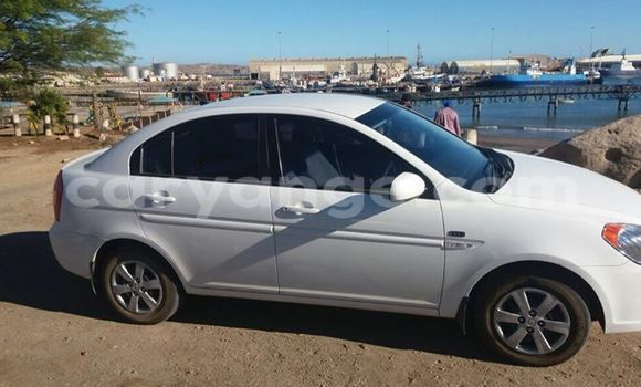 Buy Hyundai Accent White Car in Windhoek in Namibia