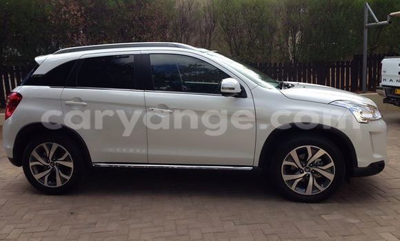 Buy Citroen C4 White Car in Windhoek in Namibia