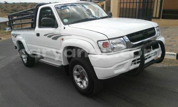 Buy Toyota Pickup White Car in Windhoek in Namibia