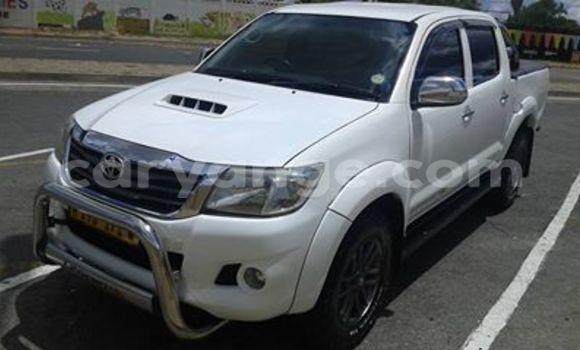 Buy Toyota Pickup Black Car in Windhoek in Namibia