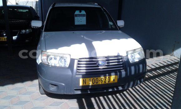 Buy Subaru Outback White Car in Windhoek in Namibia
