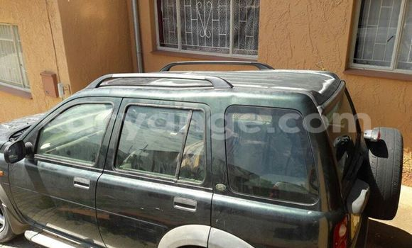 Buy Land Rover Freelander Black Car in Windhoek in Namibia