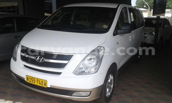 Buy Hyundai H1 White Car in Windhoek in Namibia