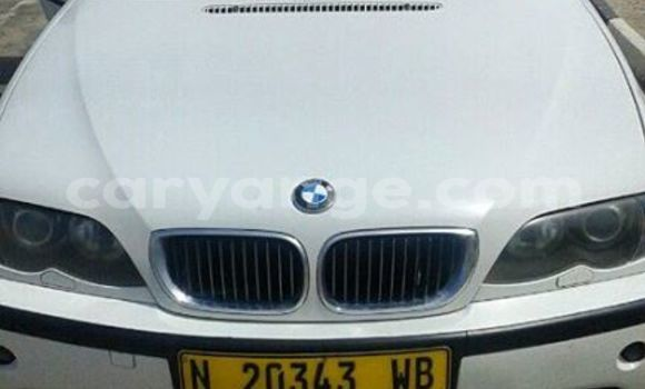 Buy BMW 3-Series White Car in Windhoek in Namibia