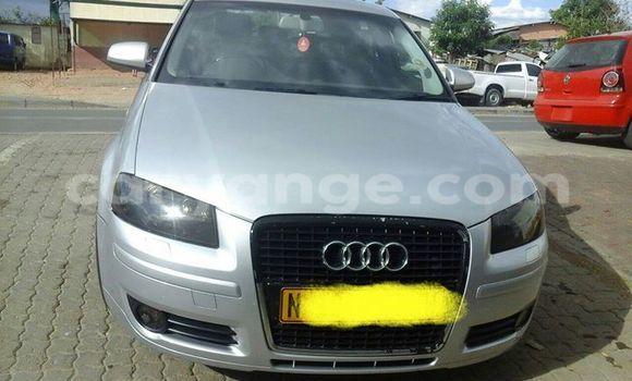 Buy Audi A3 Silver Car in Windhoek in Namibia