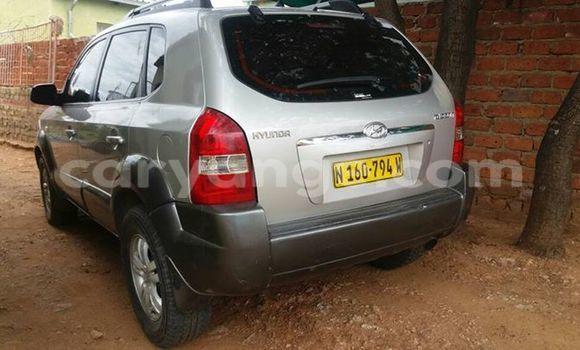 Buy Hyundai Tucson Silver Car in Windhoek in Namibia