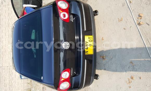 Buy Volkswagen Passat Black Car in Oshakati in Namibia