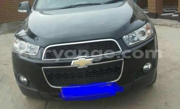 Buy Chevrolet Captiva Black Car in Windhoek in Namibia