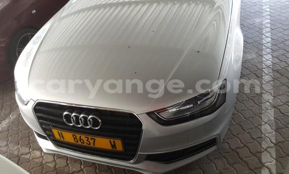 Buy Audi A4 Silver Car in Windhoek in Namibia