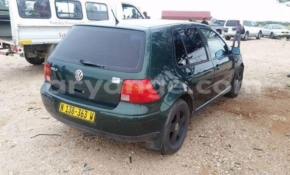 Buy Volkswagen Golf Green Car in Windhoek in Namibia
