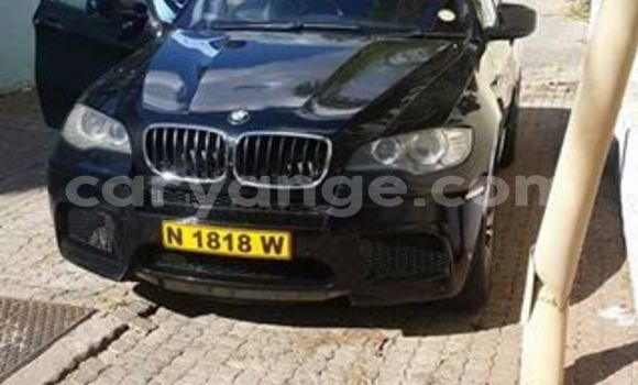Buy BMW X6 Black Car in Windhoek in Namibia