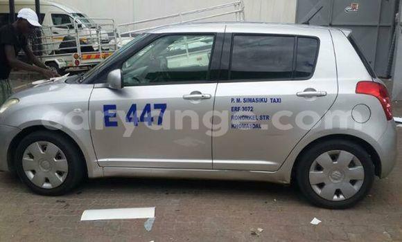 Buy Suzuki Swift Silver Car in Windhoek in Namibia