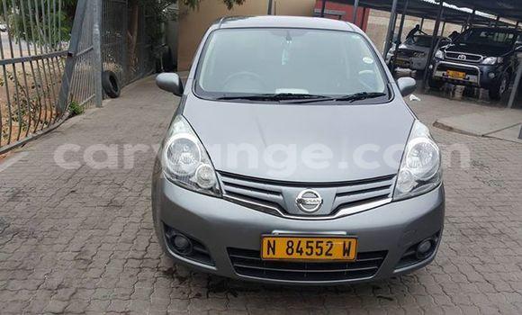 Buy Nissan Note Silver Car in Windhoek in Namibia