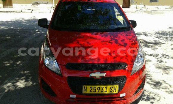 Buy Chevrolet Spark Red Car in Windhoek in Namibia