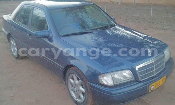 Buy Mercedes-Benz C-Class Blue Car in Windhoek in Namibia