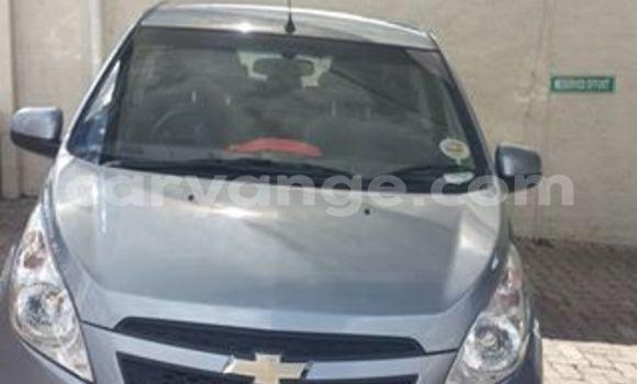 Buy Chevrolet Spark Blue Car in Windhoek in Namibia
