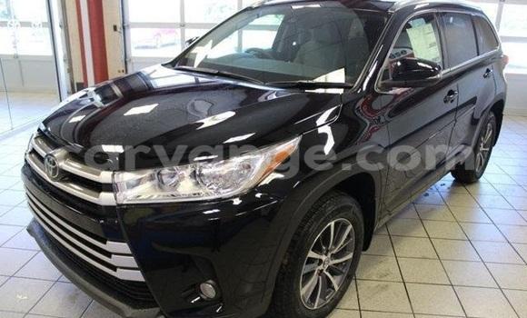 Buy Toyota Highlander Black Car in Grootfontein in Namibia