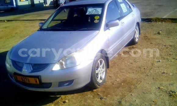 Buy Mitsubishi Lancer Silver Car in Windhoek in Namibia